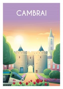 Affiche Cambrai