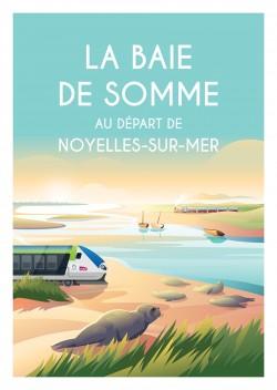 Affiche La Baie De Somme