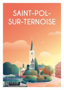 Affiche Saint-Pol-Sur-Ternoise